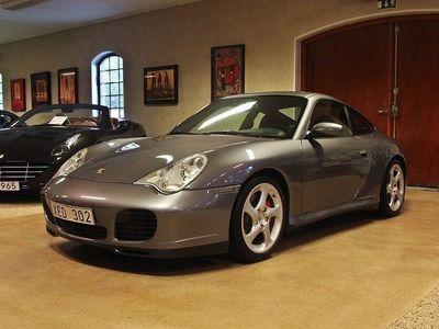 begagnad Porsche 911 Carrera 4S 996