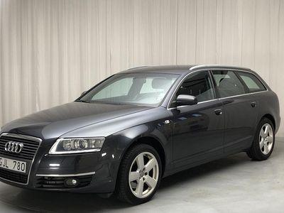 used Audi A6 Avant 2.0 TDI (140hk)