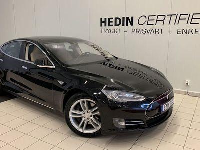 begagnad Tesla Model S 85, Fri Supercharge, Autopilot
