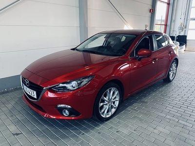 begagnad Mazda 3 2.0 165 HK, OPTIMUM