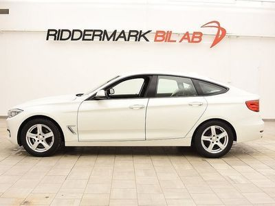begagnad BMW 320 Gran Turismo d xDrive* 184hk NYSERVAD / M-VÄRM