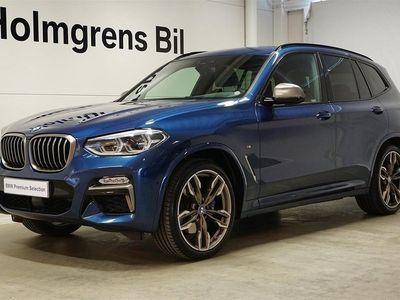 begagnad BMW X3 M40i xDrive Panorama El-Stol Värmare