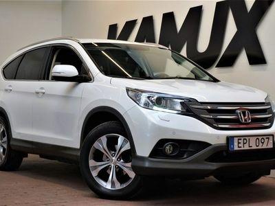 begagnad Honda CR-V 2.0 i-VTEC 4WD HEMLEVERANS | Alcantara | S&V-Hjul