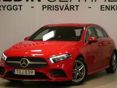 begagnad Mercedes 200 - Benz7G - DCT AMG Widescreen Drag M - värmare V - hjul