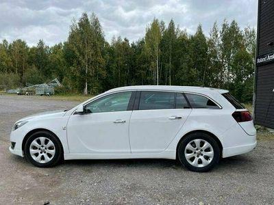 begagnad Opel Insignia Sports Tourer 2.0 BiTurbo CDTI 4x4 Aut 195hk
