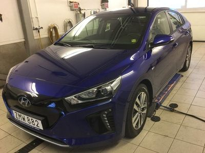 begagnad Hyundai Ioniq Electric Limited Edition