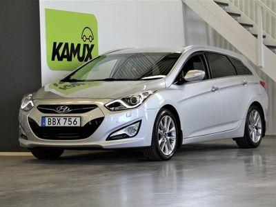 begagnad Hyundai i40 1.7 CRD Aut Navi Drag Backkamera Rattvärme