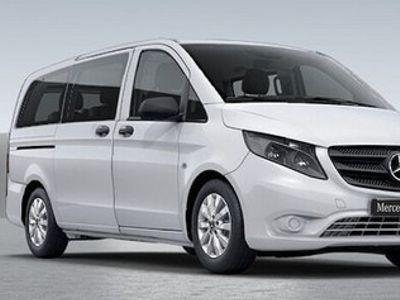 begagnad Mercedes Vito 8-sits