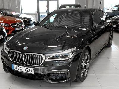 begagnad BMW 750 i xDrive M-Sport Executive (450hk)