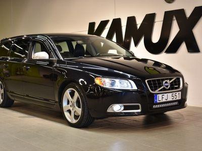 begagnad Volvo V70 II D3 163hk | R-design | Drag | SoV