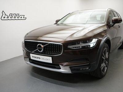 begagnad Volvo V90 CC D4 AWD Pro, Navigation, on Call, Dragkrok, Miljöklass EURO6
