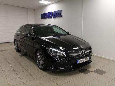 begagnad Mercedes CLA180 Shooting Brake AMG Aut