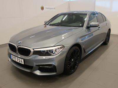 begagnad BMW 530 e Sedan / M-Sport / Navi Pro / Hi-Fi