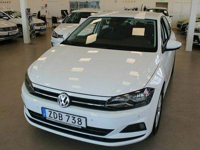 begagnad VW Polo 1.0 TSI 95 HK DSG