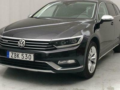 begagnad VW Passat Alltrack 2.0 TDI Sportscombi 4MOTION Executive