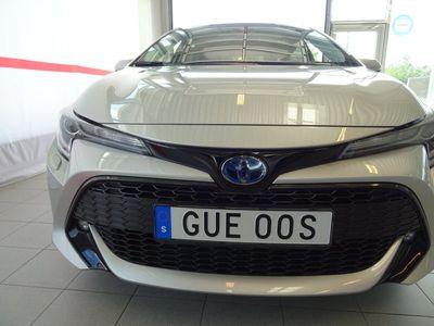 begagnad Toyota Corolla Hybrid 2 års garanti Hybrid1,8 Style