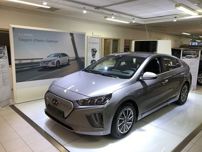 begagnad Hyundai Ioniq Electric 38.3 kWh Premium +