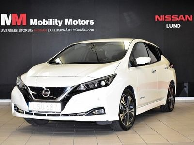 begagnad Nissan Leaf N-Connecta 40 kWh