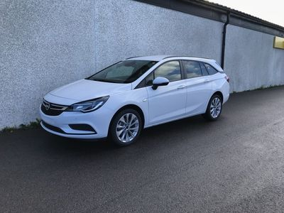begagnad Opel Astra Enjoy Sports Tourer 1.0T /105hk