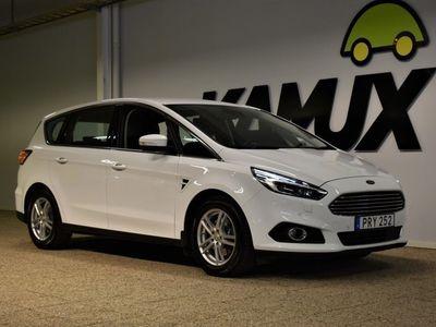 begagnad Ford S-MAX 2.0 TDCi AWD | Business | S&V-Hjul (180hk)