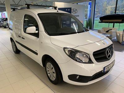 begagnad Mercedes Citan 109 Cdi Lång 3761mil