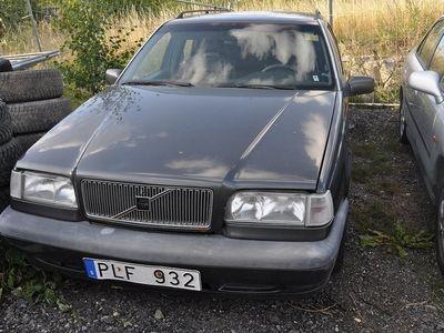 begagnad Volvo 850 Kombi 2.5 140hk GDS GÖR DET SJÄLV