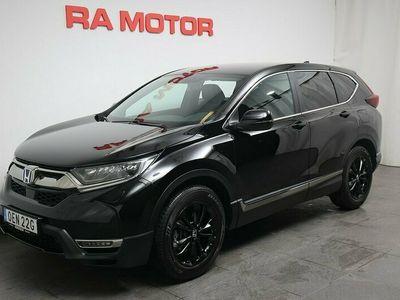 begagnad Honda CR-V Hybrid CVT Black Edition 184hk