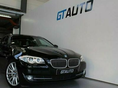 begagnad BMW 535 d xDrive GPS VÄLUTRUSTAD SE ANNONS 2012, Kombi Pris 219 900 kr