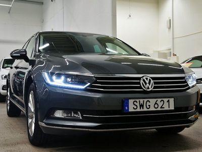 begagnad VW Passat TDI SCR Executive Drag 190hk