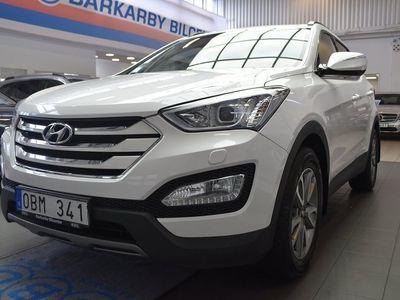 begagnad Hyundai Santa Fe 2.2 CRDi 4WD Business / Krok / Motorvärmare