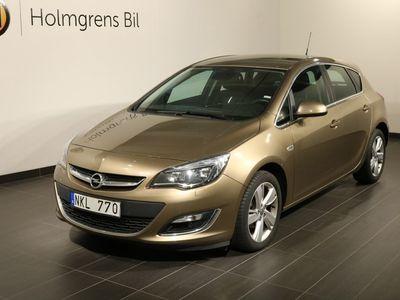 second-hand Opel Astra Sport 5D 1.4 NET Halvkombi
