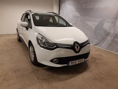 begagnad Renault Clio Sport Tourer Energy TCe 90 Expression SpoT II