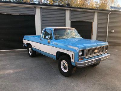 begagnad Chevrolet C20 1974
