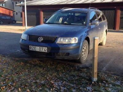 begagnad VW Passat 1.8t -00