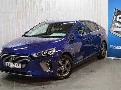 begagnad Hyundai Ioniq Plug-in 1.6 + 8.9 kWh Premium+ DCT Euro 6 164hk