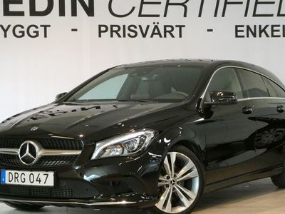 begagnad Mercedes CLA220 D SHOOTING B