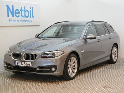 begagnad BMW 530 d xDrive 258hk Drag / Winter Pkt