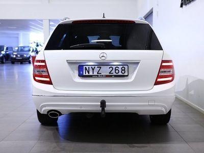 begagnad Mercedes C220 CDI T 170hk Aut Avantgarde (Nav, Värmare, Drag)