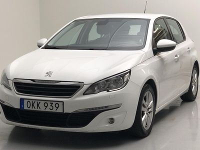 używany Peugeot 308 BlueHDi 5dr (120hk)
