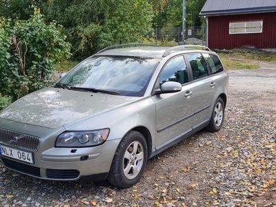 begagnad Volvo V50 1.8 Kinetic