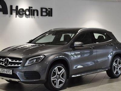 brugt Mercedes GLA200 D // AMG-Line // Demo