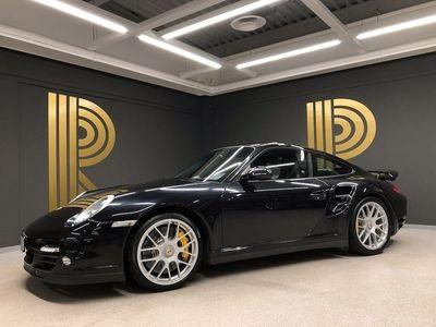 begagnad Porsche 911 Turbo S 997 (530hk) PDK / Keramiska