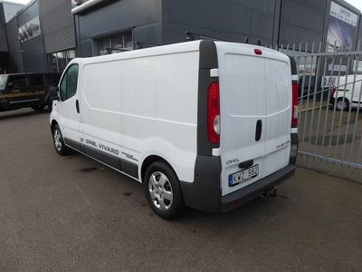 begagnad Opel Vivaro L2H1 Skåp 2,0 CDTI 114hk