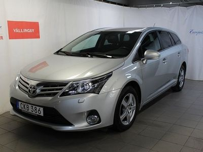begagnad Toyota Avensis Kombi 1.8 Aut. Edition Feel / GPS / TKG
