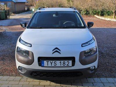 begagnad Citroën C4 Cactus 1.2 (82hk) PureTech Live -14