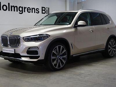 begagnad BMW X5 xDrive30d / xLine / Winter / Luftfjädring