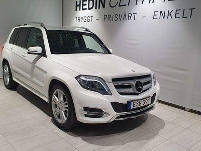 begagnad Mercedes GLK220 cdi 4 Matic