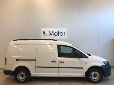 begagnad VW Caddy Maxi 1.6TDI Drag D-värm Moto