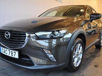 begagnad Mazda CX-3 2.0 Vision Navigation 700mil (120 hk)