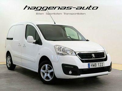 begagnad Peugeot Partner dealer
